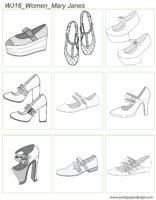 WJ16_footwear_Mary Janes