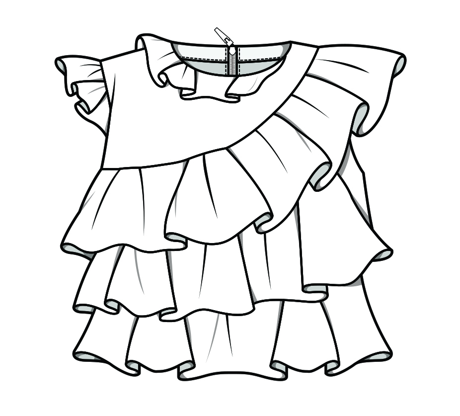 Line Art Illustration Style : Free women sketches prestigeprodesign