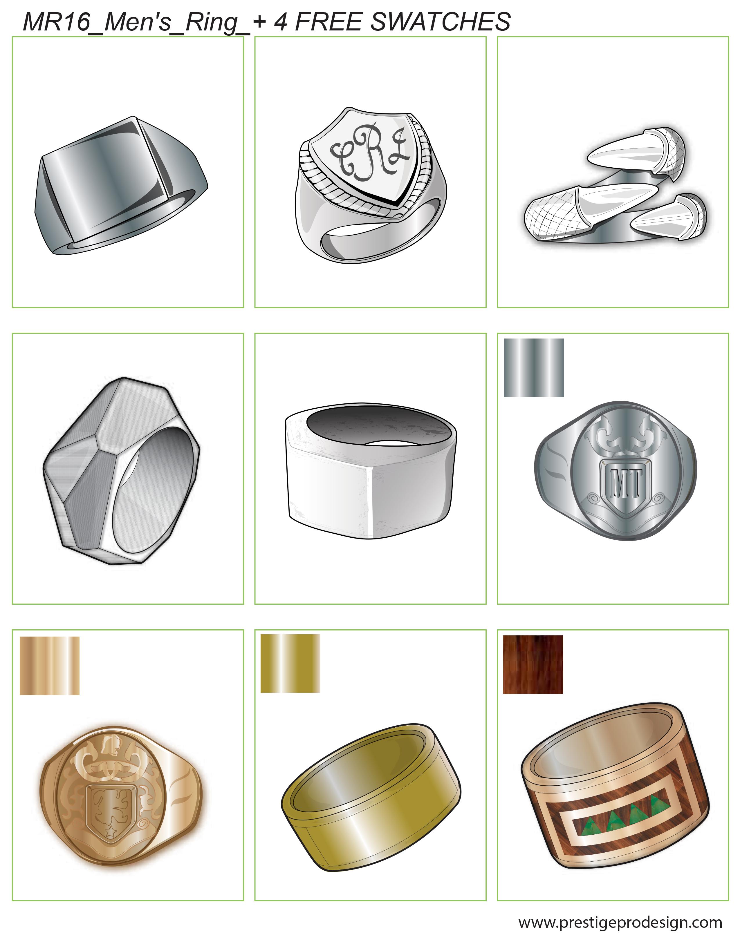 MR16_Men's_Ring