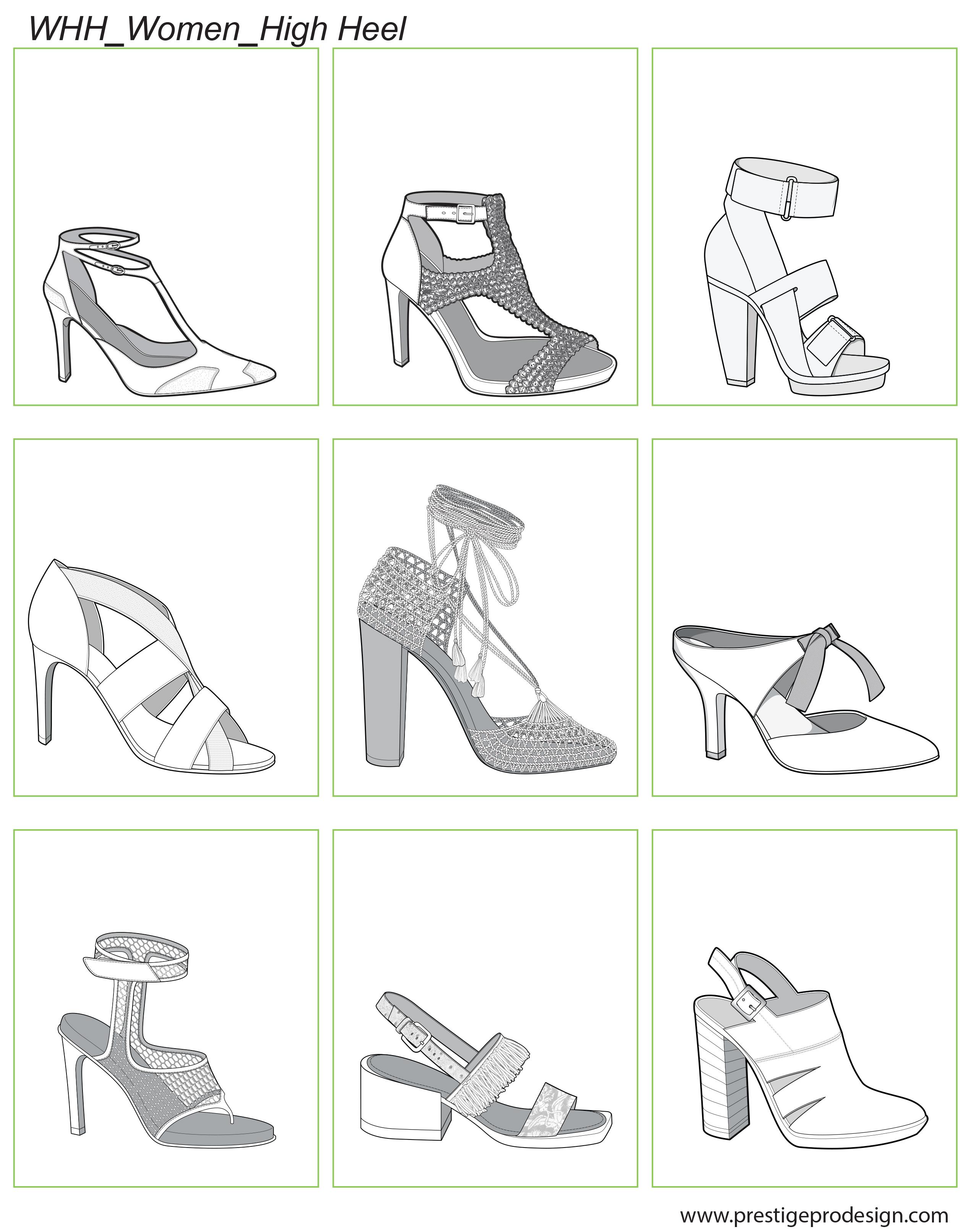 WHH_Women_High Heel